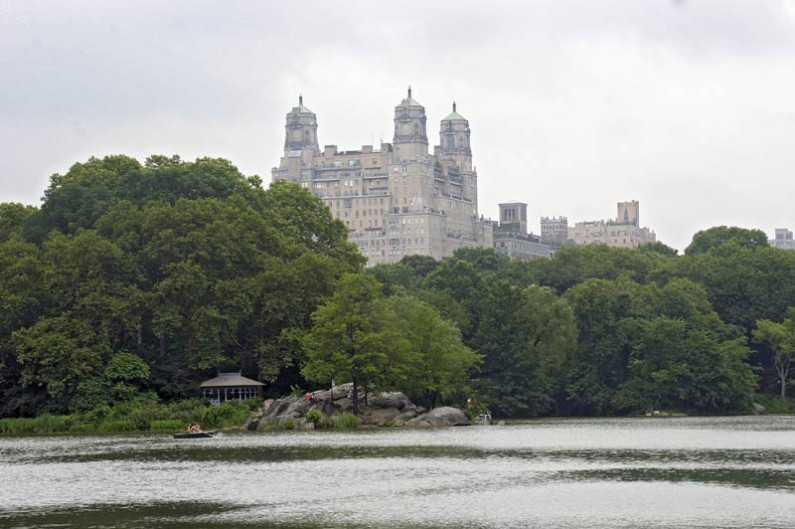 New York City: Spaziergang im Central Park